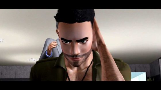Sims 3 Machinima: 'Martyr For Love' van SimTvOfficial (SIFF)