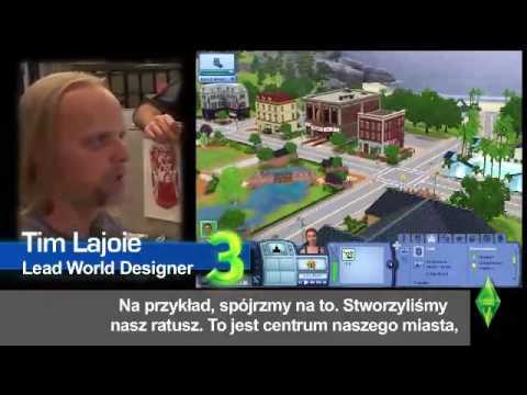 Sims 3 video (Polen)