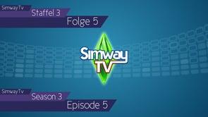 Simway TV: vijfde uitzending van seizoen 3