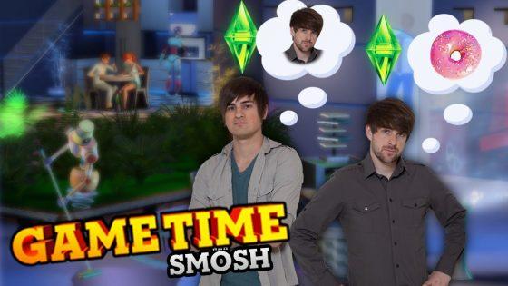 Smosh Speelt De Sims 3 Vooruit in de Tijd