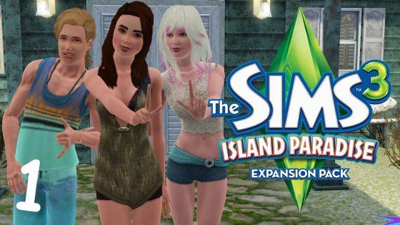 TheQuxxn: Let's Play De Sims 3 Exotisch Eiland
