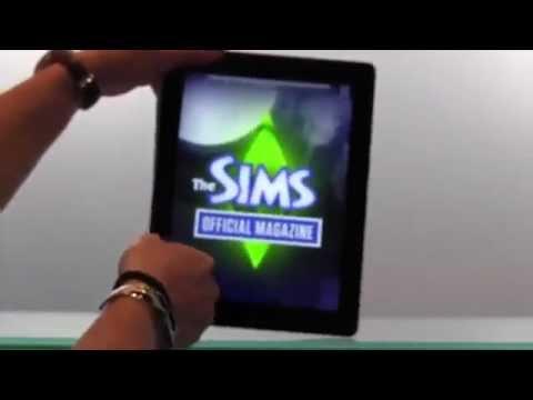 Trailer van het officiële The Sims 3 magazine
