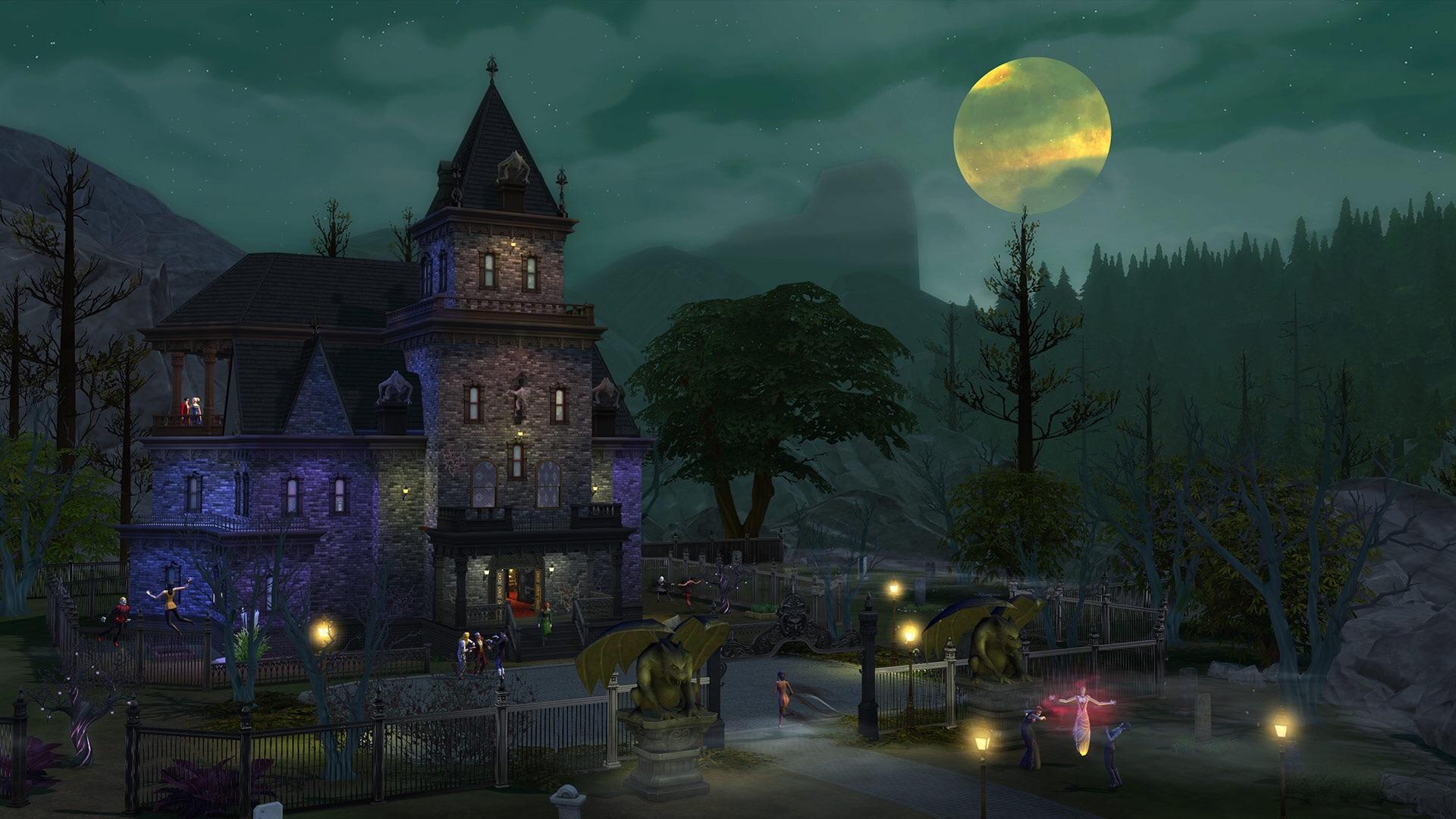 De Sims 4 Vampieren
