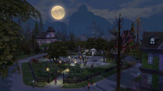 Het De Sims 4 Vampieren Game Pack is nu verkrijgbaar!