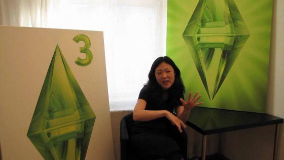 Video interview met MJ Chun op Sims 3 Net