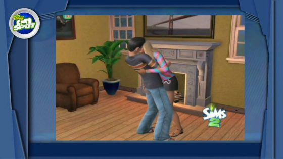 10 jaar De Sims video op Gamespot