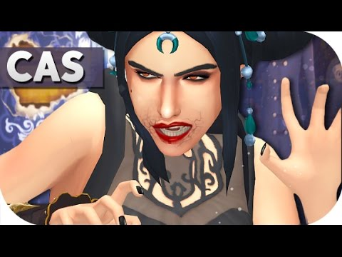 Community blog: Zes geweldige creaties met het De Sims 4 Vampieren Game Pack!
