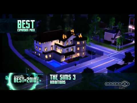 De Sims 3 Ambities genomineerd voor beste uitbreiding van 2010