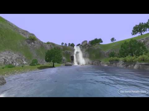 De Sims 3: Barnacle Bay video review van Curtis Paradis