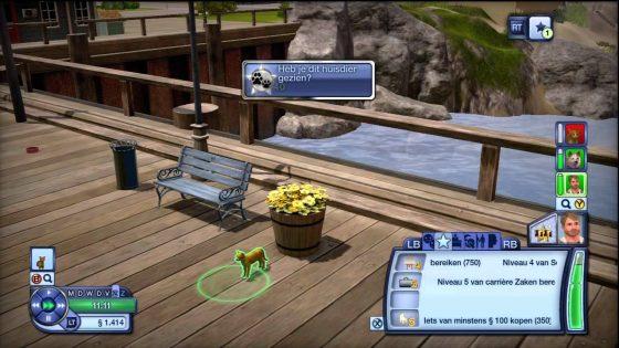 De Sims 3 Beestenbende video review (consoles) van Powerplay