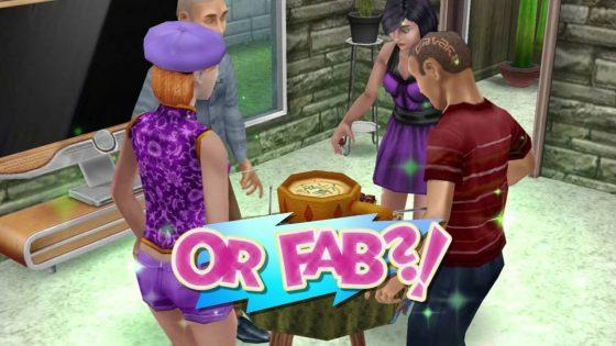De Sims Freeplay Buren update komt binnenkort!