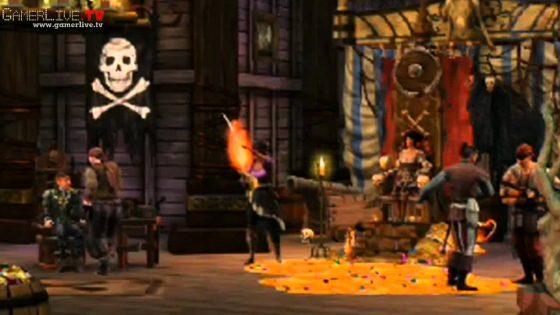De Sims Middeleeuwen: Piraten en Adel video interview