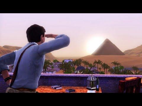 Fansite trailer voor De Sims 3 Wereldavonturen