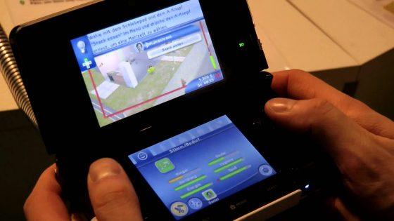 GC 2011: De Sims 3 Beestenbende: 3DS gameplay video
