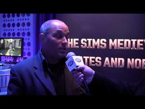 GotGame met Aaron Cohen over De Sims Middeleeuwen: Piraten en Adel