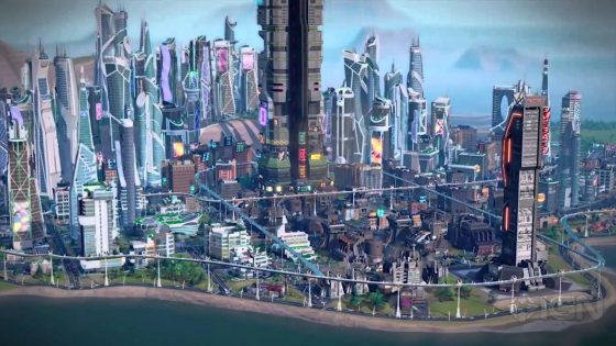 IGN preview SimCity: 'Cities Of Tomorrow' uitbreidingspakket
