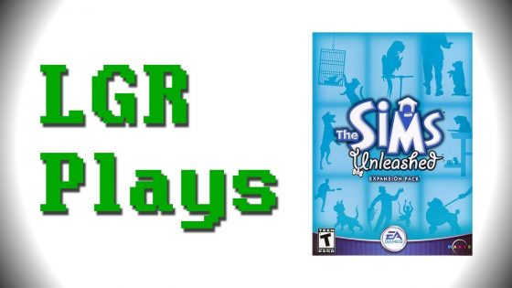 Lazy Game Reviews speelt De Sims 1 Beestenboel