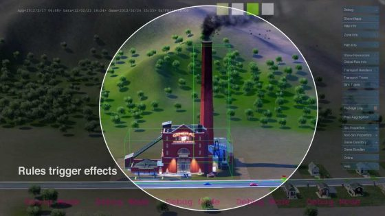 SimCity Insider's Look: GlassBox Game Engine video