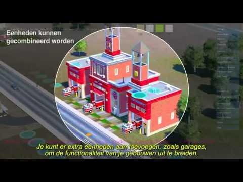 SimCity Insider's Look: GlassBox Game Engine video 1 (ondertiteld)
