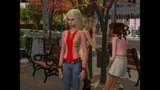 Sk8terboy De Sims 2 Video by Xelles
