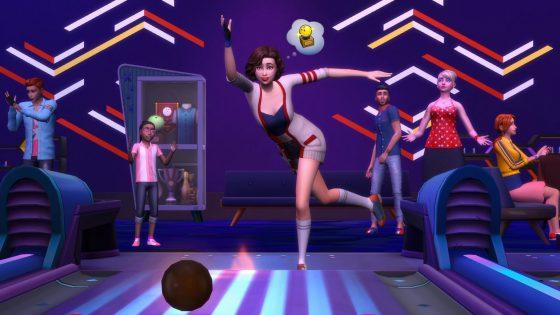 Community blog: STRIKE! De Sims 4 Bowlingavond Accessoires is nu verkrijgbaar
