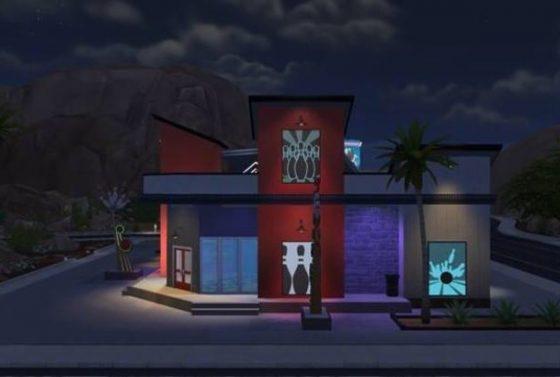 De Sims 4 Bowlingavond Accessoires: Kavel en huishouden uit de trailer