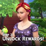De Sims 4 Groeifruit uitdaging video