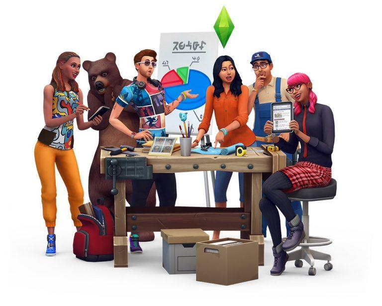 De Sims 4: Community accessoirespakket