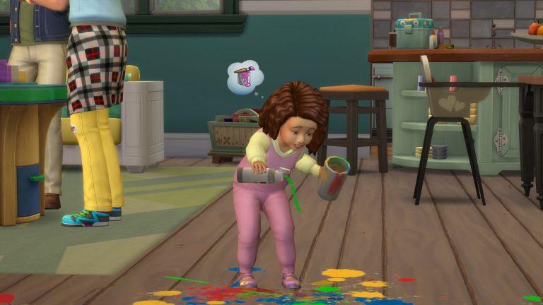 De Sims 4 Ouderschap