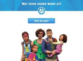 De Sims 4 Ouderschap Quiz