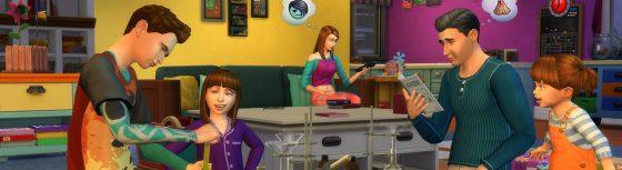 De Sims 4 Ouderschap: Eerste screenshots!
