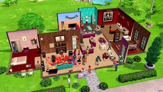 De Sims Mobile aangekondigd!