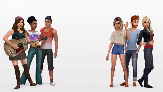 EA over afgelopen kwartaal: De Sims 4 blijft groeien, De Sims Mobile uitgesteld tot lente 2018