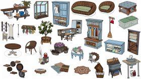 Winnende voorwerpen De Sims 4 Ecologisch Leven