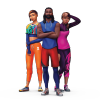 De Sims 4 Fitness Accessoires: Keyart 1