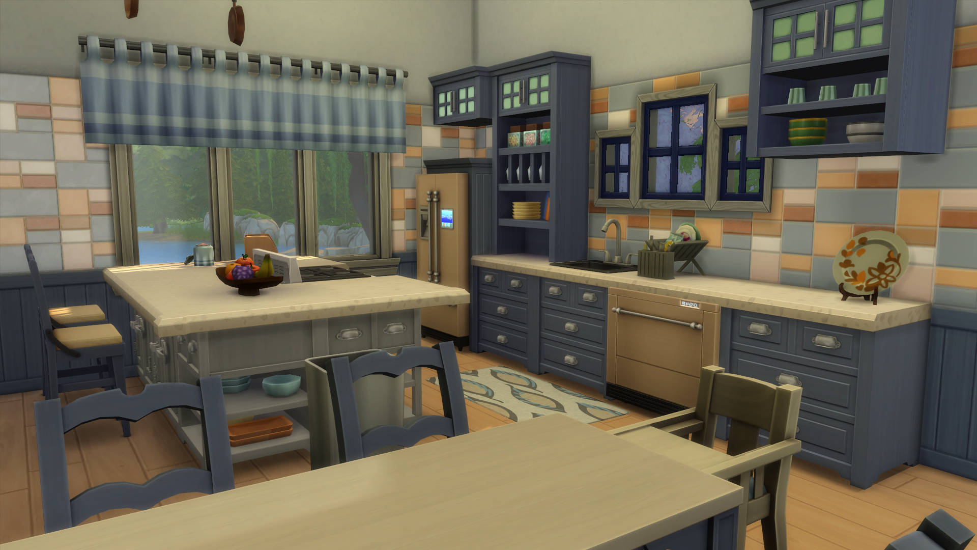 Sn review de sims 4 ouderschap sims nieuws for Eigen keuken bouwen