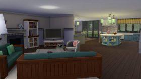 De Sims 4 Ouderschap: Bouwen