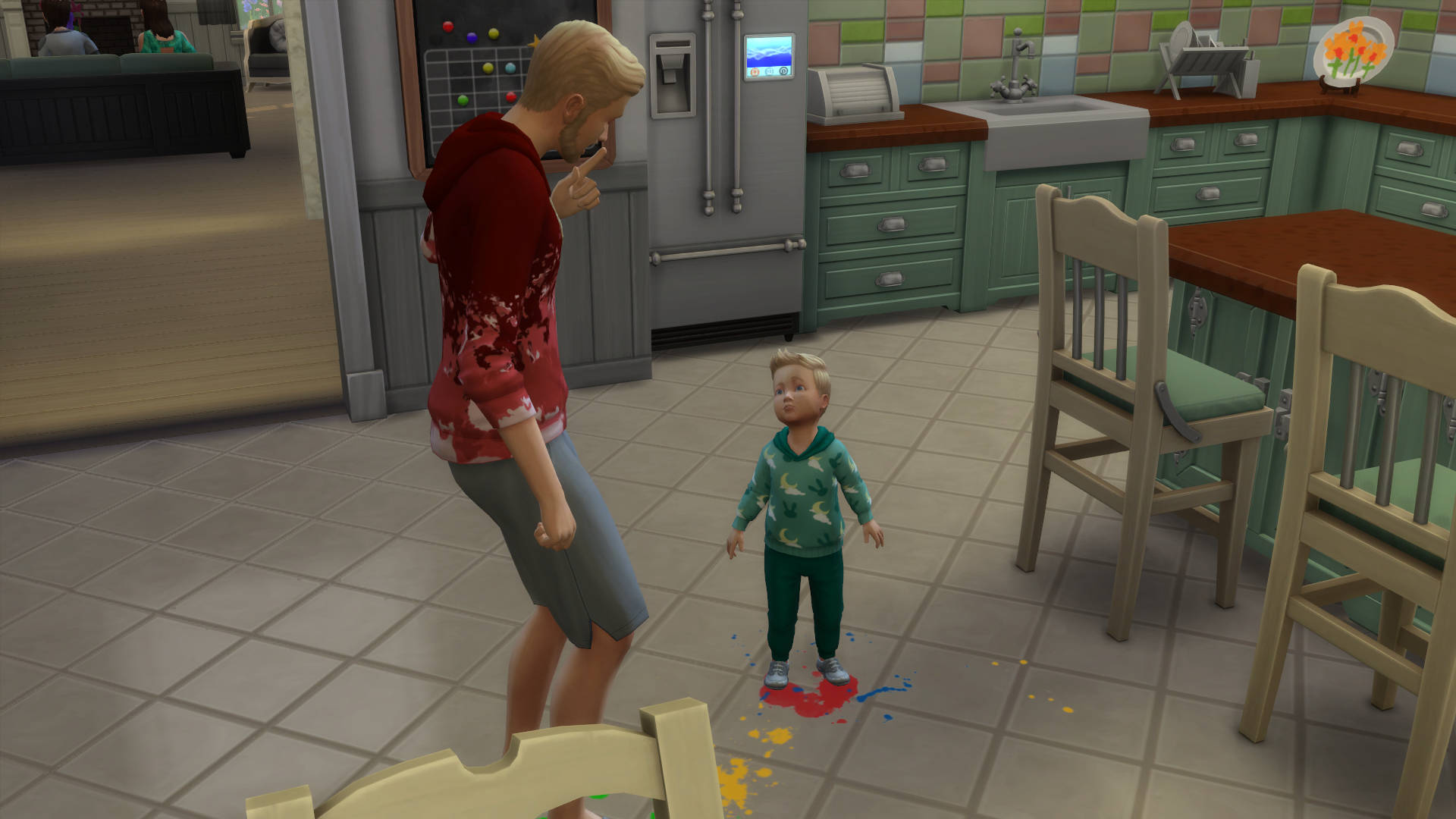 De Sims 4 Ouderschap: Opvoeden