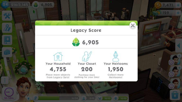 De Sims Mobile: Update 2.0.0