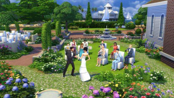 Vanavond tweede De Sims 4 Console live stream