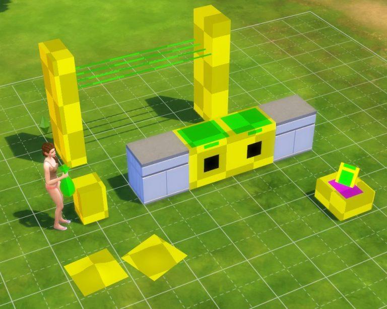 Een eerste blik op de gameplayvoorwerpen uit De Sims 4 Ecologisch Leven