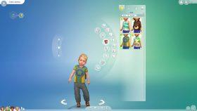De Sims 4 Peuter Accessoires: Creëer-een-Sim tops jongens
