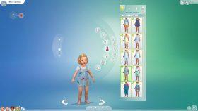 De Sims 4 Peuter Accessoires: Creëer-een-Sim outfits meisjes
