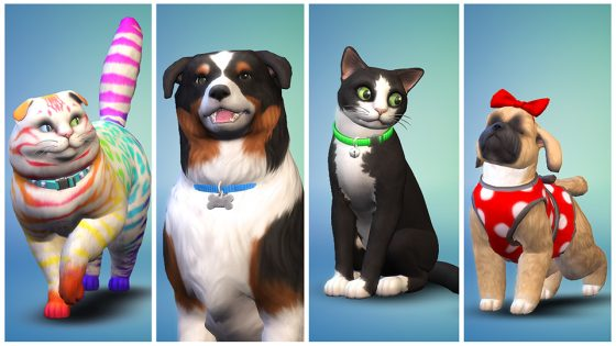 GamesRadar+ interviewt SimGuruGrant over De Sims 4 Honden en Katten