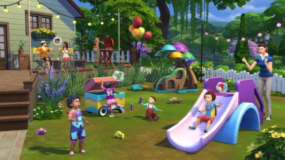 De Sims 4 Peuter Accessoires vanaf nu verkrijgbaar!