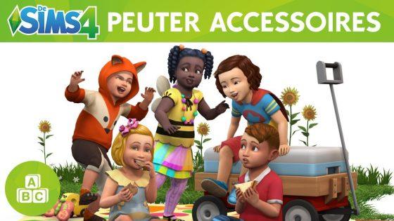 De Sims 4 Peuter Accessoires trailer