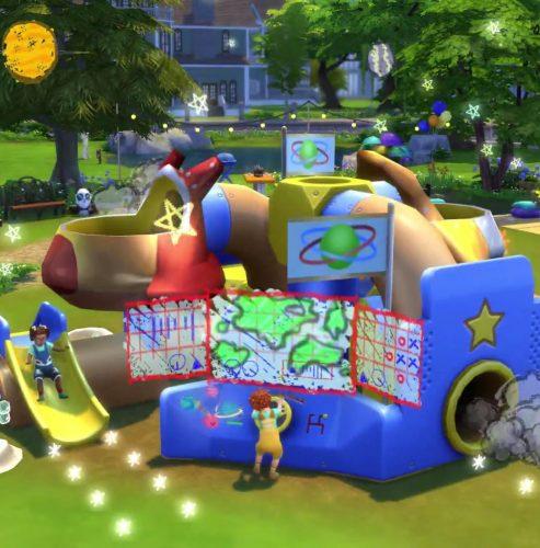 De Sims 4 Peuter Accessoires: Nieuwe korte video