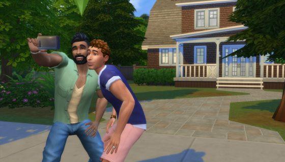 Brent en Brant uit De Sims 4 Honden en Katten