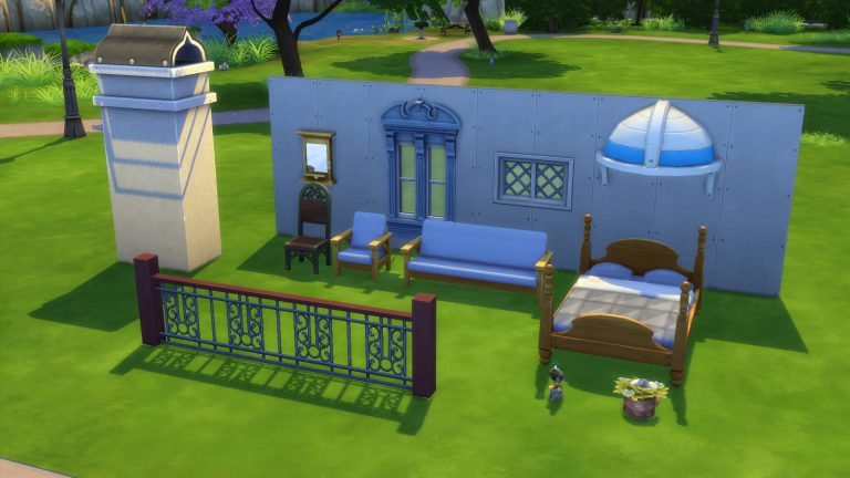 Alle nieuwe voorwerpen uit update 1.34.18 voor De Sims 4