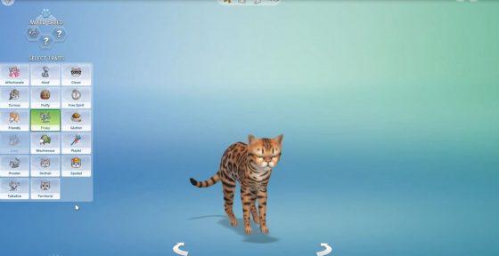 Karaktereigenschappen van huisdieren in De Sims 4 Honden en Katten